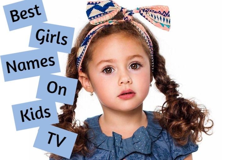 Best Girls Names on Kids TV